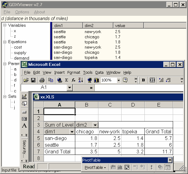 GDXVIEWER