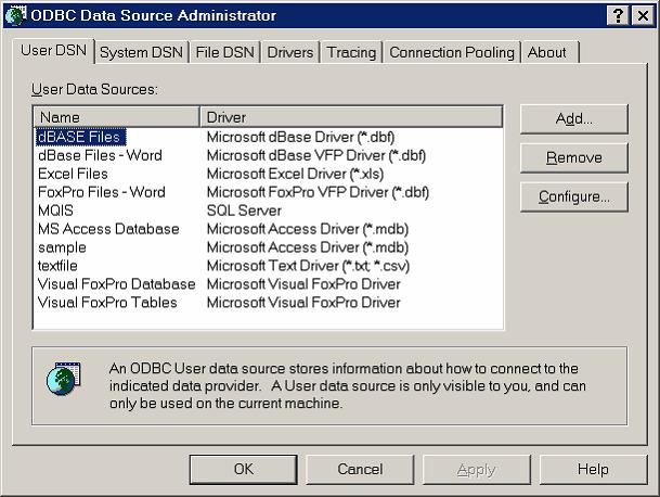 XTG SYSTEMS INTERBASE6 ODBC TREIBER WINDOWS XP